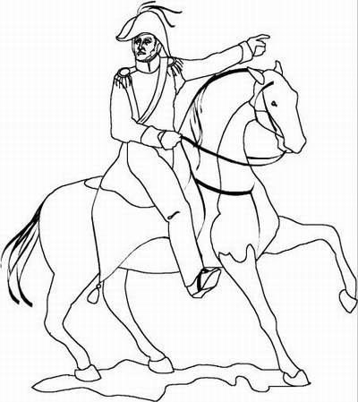 san martin caballo_