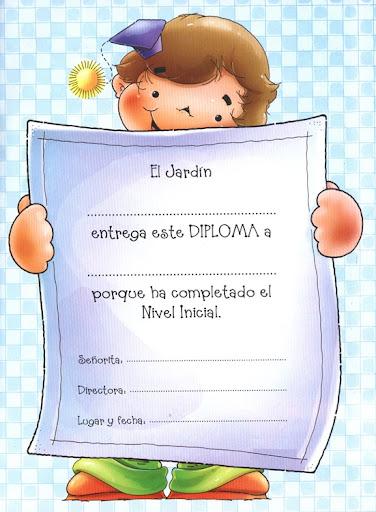 Margenes para diplomas infantiles - Imagui