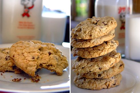 milk urban legend or not this is truly the best chocolate chip cookie ...