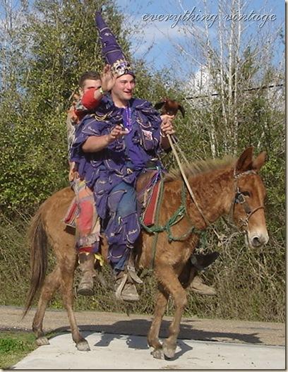 mardi gras donkey (2)