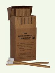 coluna zero, Environmental Toothbrush, escova de dente, bambu, reciclagem, meio ambiente, inovação