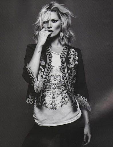 Kate Moss. Kate Moss White