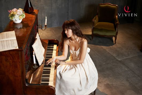 Artis Korea Cantik Yoon Eun Hye