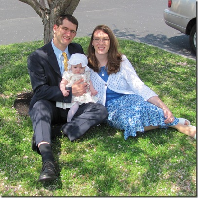 Easter Family Pictures