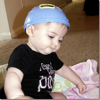 Elaine 21 Weeks Shape Sorter Helmet