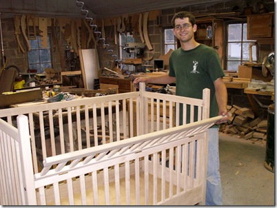 Building the Baby Crib