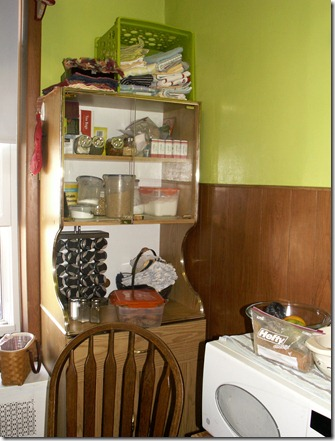 The kitchen makeover