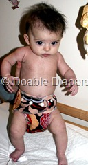 Diaper blog header