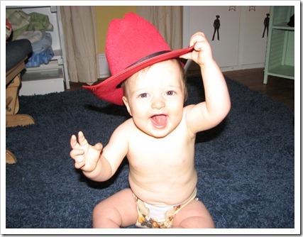 #9 Patti Persia - baby Seamus