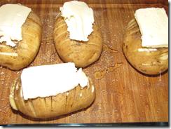 patatas con mantequilla