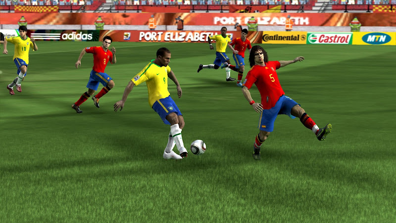 Найти зеркало FIFA 10 World Cup South Africa Patch (2010/Eng/PC). Уважаемы