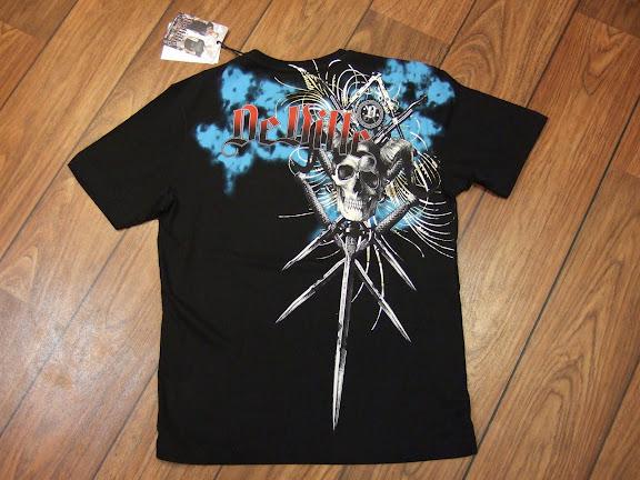 Deville t-shirt (baksida) 399 kr