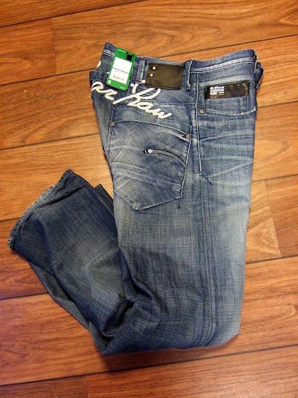 G-star jeans med brodyr 1449 kr