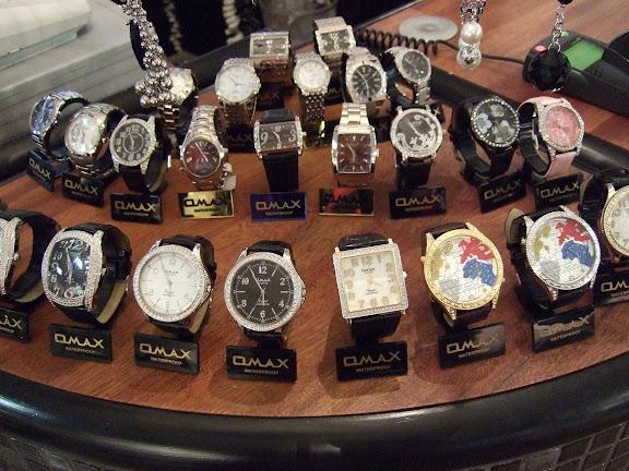 Klockor från Omax från 399 kr (1 års garanti på ur & batterier)