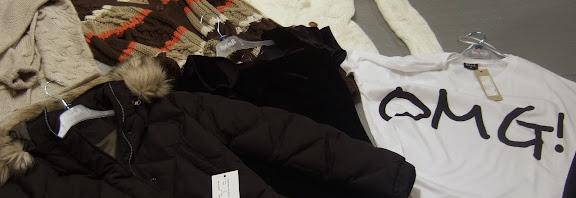 "Massa ""gossiga"" stickade tröjor...tuffa ""tiscer""...."