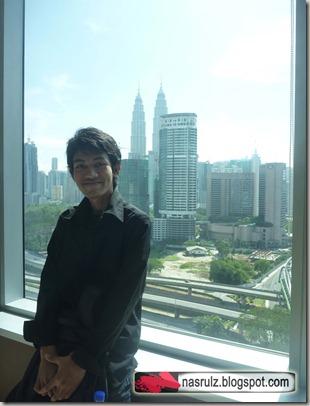 At Universiti Kuala Lumpur