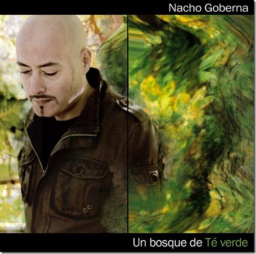 Nacho Goberna - Un bosque de Té verde - Closer CR015 - PORTADA