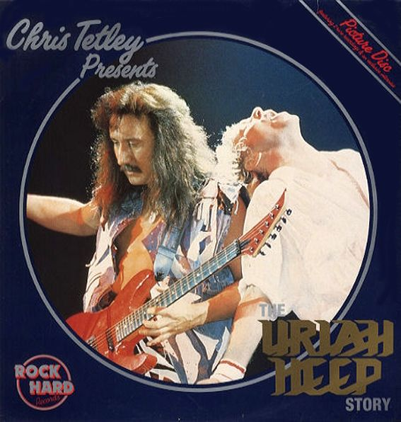 Chris Tetley Presents: The Uriah Heep Story (1990)