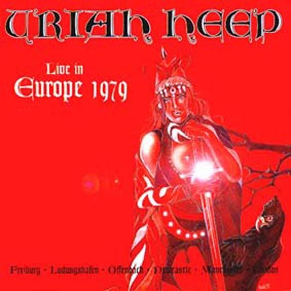 Live In Europe - 1979