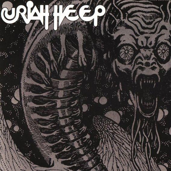 Uriah Heep - 1970 (US Version)