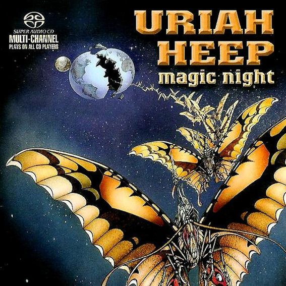 Uriah Heep: Magic Night CD 2004