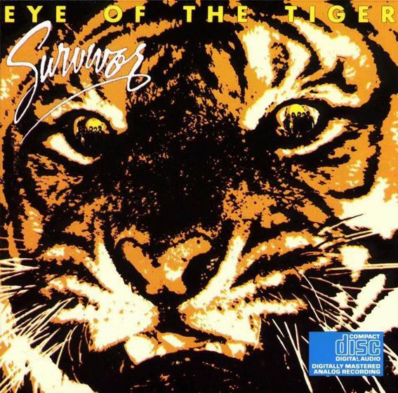 Eye Of The Tiger - 1982