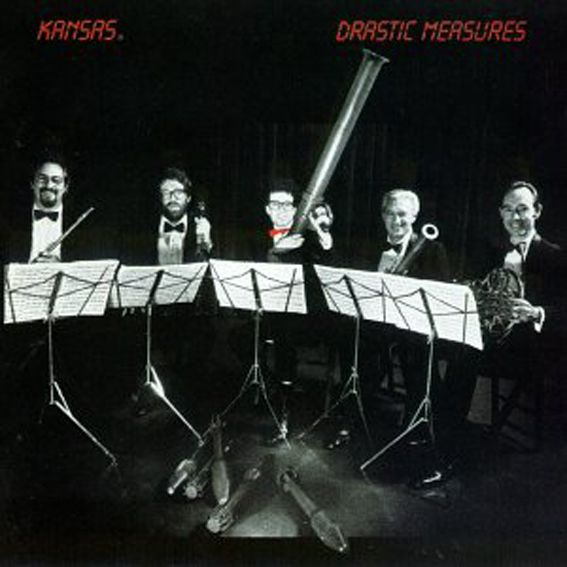 Drastic Measures - July 1983