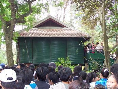 Ho Chi Minh Stilt House Exterior (2)