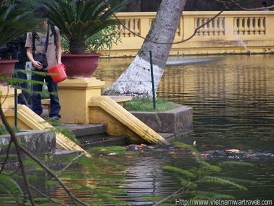 Ho Chi Minh Stilt House Gardens & Fishpond (8)