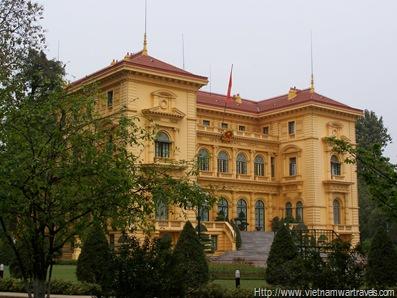 Hanoi Presidential Palace (5)