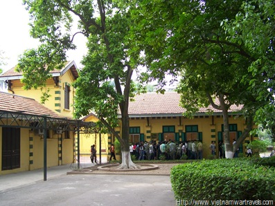 Hanoi Presidential Palace grounds (4)