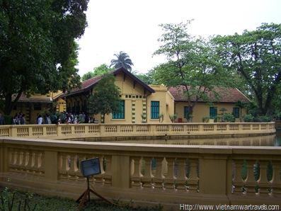Hanoi Presidential Palace grounds (5)