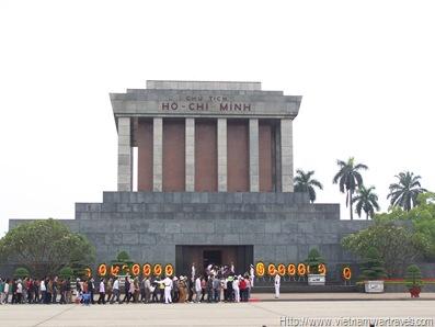 Hanoi Ho Chi Minh Mausoleum (9)