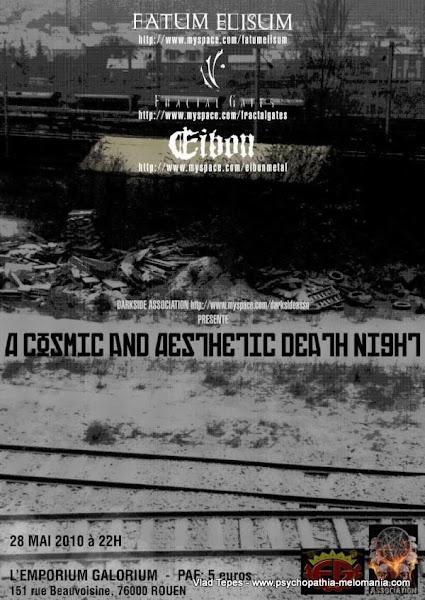 Fatum Elisum + Eibon + Ode To Decay - Rouen 28.05.2010