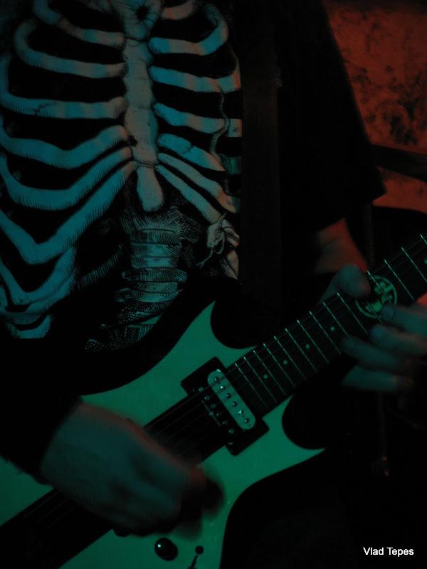 Voodoo Planet @ Emporium Galorium, Rouen 12/12/2009