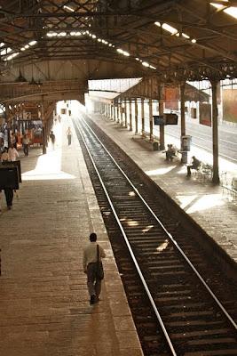 Colombo Sri Lanka train station