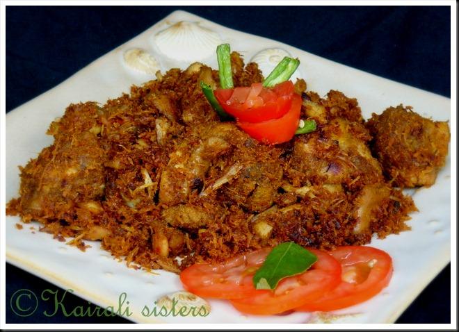 Chicken ularthiyathu