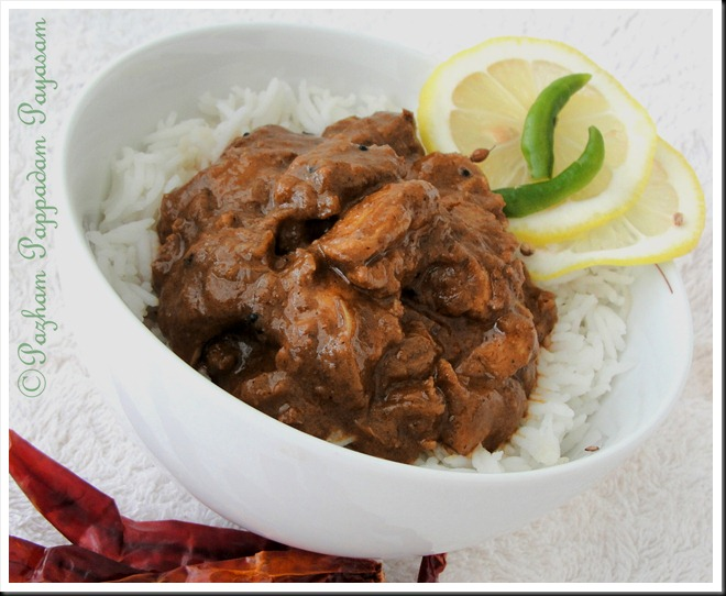 Kerala Naadan kozhi curry/ Chicken curry