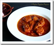 MEEN MULAKU/FISH IN RED GRAVY