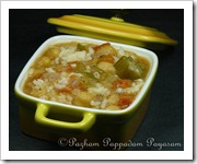 VEGETABLE GUMBO WITH OKRA AND CHICKPEAS
