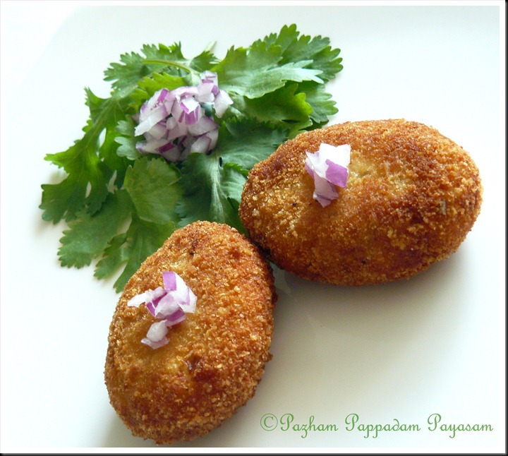 Chicken cutlets (Oval shaped)