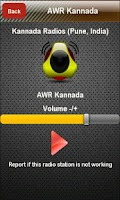 Screenshot of Kannada Radio Kannada Radios