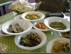 Rumah Makan Padang - Sederhana (2)