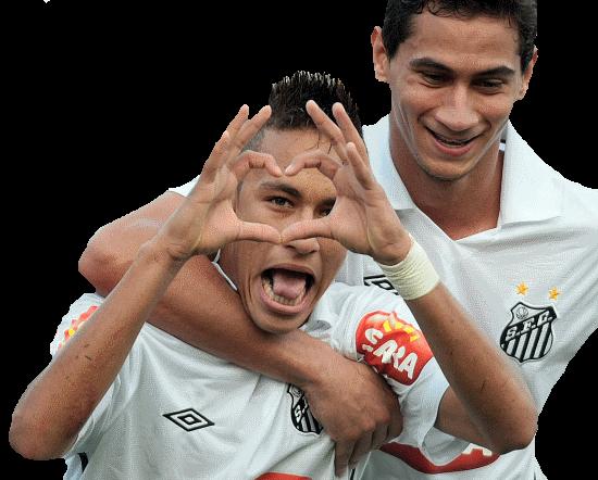 Neymar & Ganso
