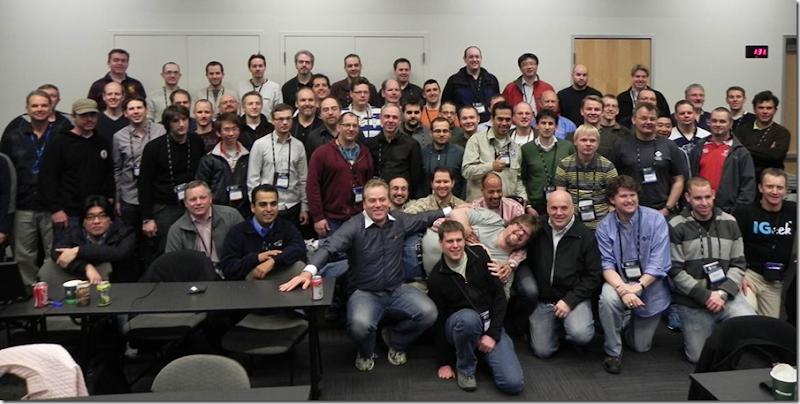 2011 Visual Studio ALM MVPs