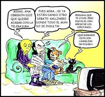 Telecinco = Telebasura