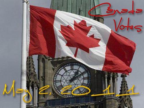 CanadaVotes