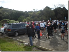 PCTR Malibu Creek start line