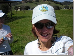 PCTR Malibu Creek post race self portrait