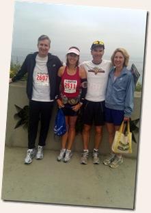 Palos Verdes half marathon 1